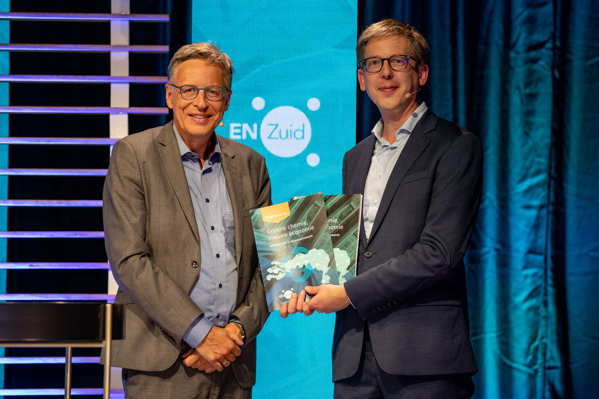 ENZuid presents 'Green chemistry, new economy', concrete initiatives to achieve climate goals
