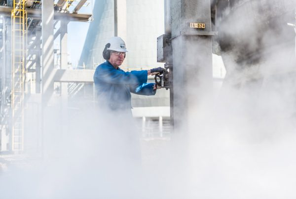 Cost-effectively reducing CO2 emissions by saving on steam requires Chemelot wide approach