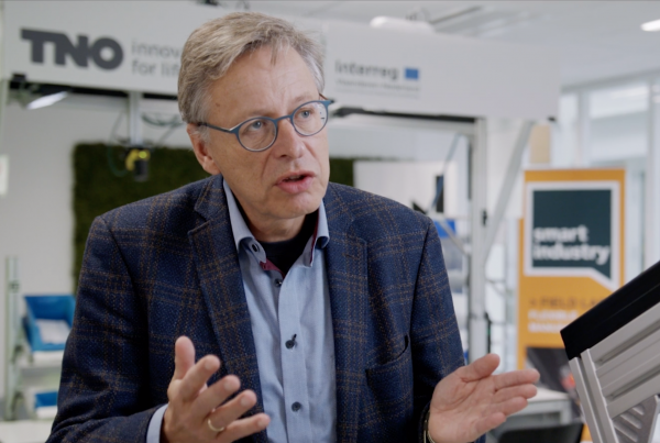 Smart Industry in conversation with Arnold Stokking about circularity