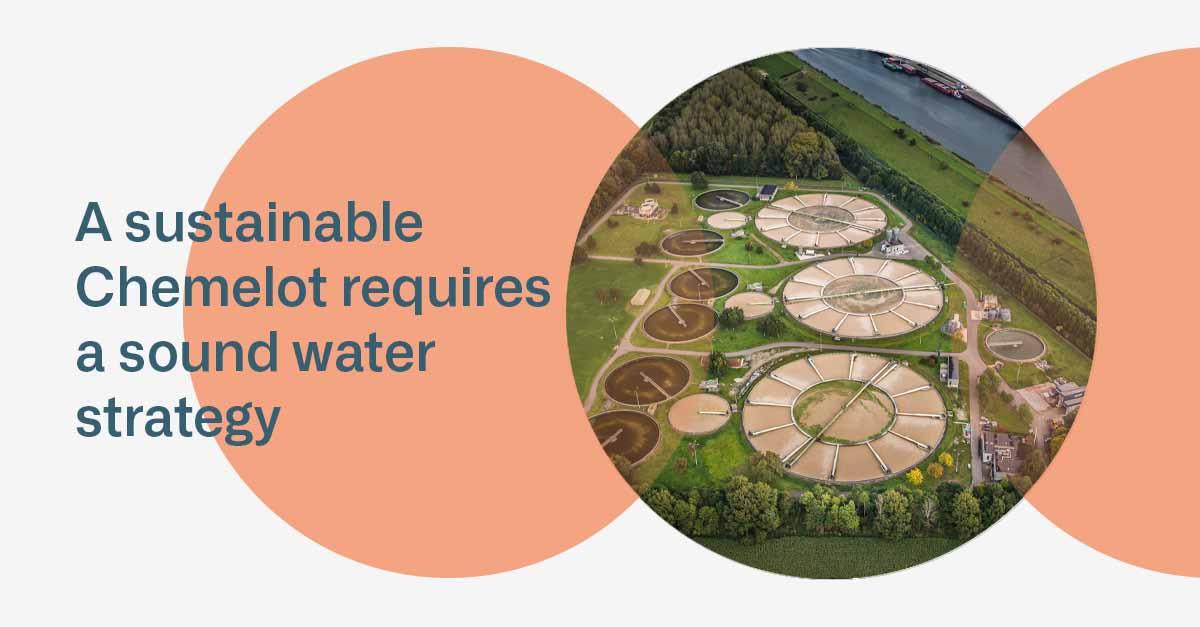 Sustainable Chemelot circular water Brightsite