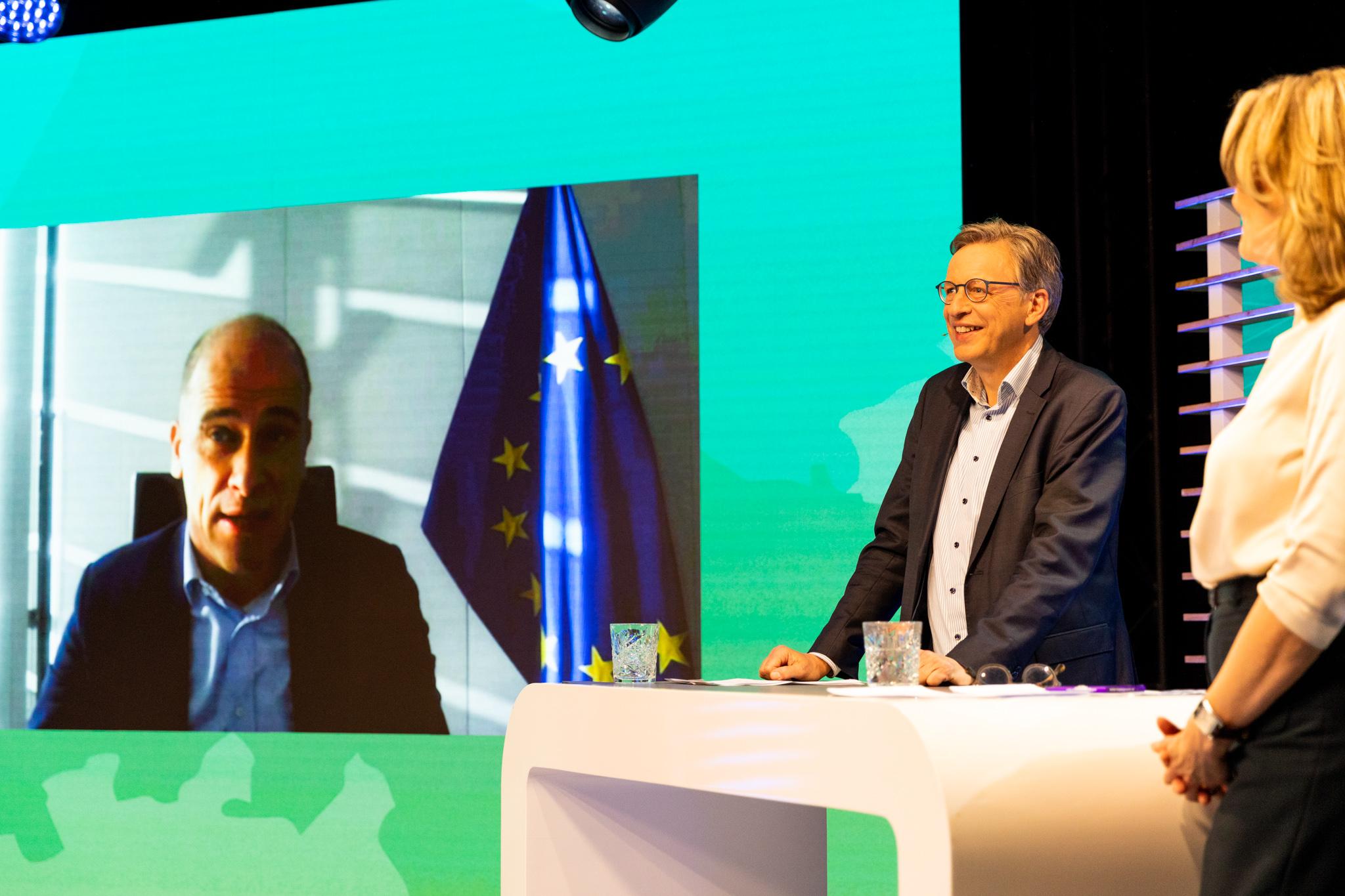 Launch Action Agenda 'Green chemistry, new economy'